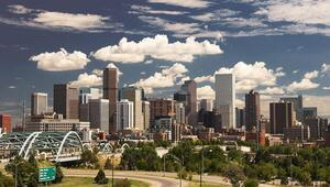 36 saatte ABD'nin en yaşanası şehri: Denver