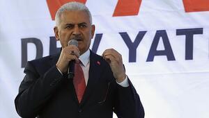 Başbakan Yıldırım Vanda DTPli belediyeye yüklendi