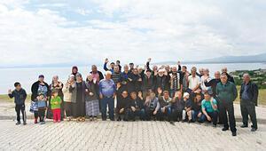 Ukrayna'dan Van Gölü kıyısına: Yeni Ahıska Ahlat
