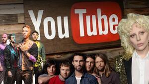 Müzisyenler YouTubeu ABye şikayet etti