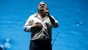 Volkan Konak Bodrumda konser verdi