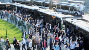 İstanbul ve Ankarada toplu taşıma ücretsiz