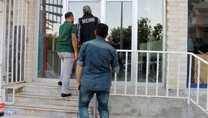 Kırşehirde yurda baskın: Kaçmak için tünel yapmışlar