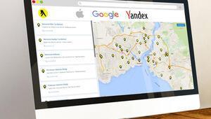 Türkiye'deki dijital haritalar ne kadar güncel