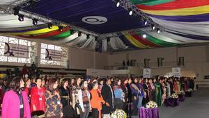 Diyarbakırda 1. Kadın Kongresi