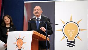 Sağlık Bakanı Müezzinoğlu Tekirdağda