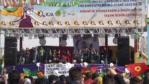 8 Mart Dünya Kadınlar Günü Van'da Kutlandı