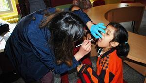 Otistik Engelli Çocuklar Ağız Ve Diş Sağlığı Taramasından Geçirildi
