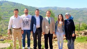"""Tuncer: """"Sağlam Gençlik Güçlü Türkiye'nin Sermayesidir"""""""