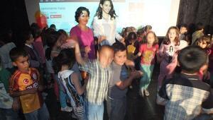 Kültür Merkezi Müdürü Çocuklar İçin Etkinlik Düzenledi