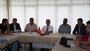 Tarımsal Yayım Danışmanlık İl Teknik Komitesi Toplantısı Yapıldı