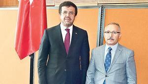 TUSKON Başkanı, Zeybekci'ye 'Hesabını soracağız' demiş