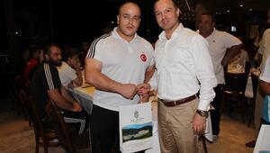 Görme Engelli Judo Milli Takımı Salihli'de Kamp Yapıyor