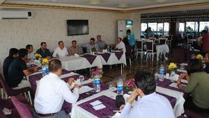 Elsad'tan İmar Komisyon Toplantısı