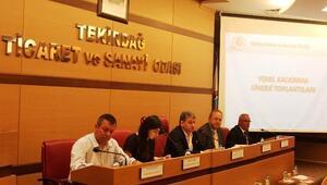 Trakya Bölgesi Yerel Kalkınma Sinerji Toplantısı Yapıldı