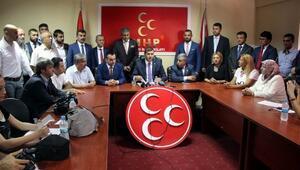 MHP İl Başkanı Baki Ersoy Gündemi Değerlendirdi