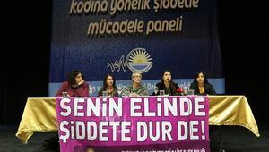 Van'da Kadına Yönelik Şiddetle Mücadele Paneli