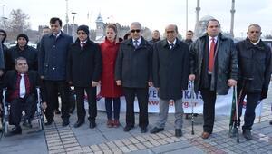 Kayseri Anadolu Sakatlar Derneği Başkanı Osman Kılıç: