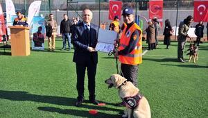 Ankara İtfaiyesi'nin Şampiyon K-9 Köpekleri