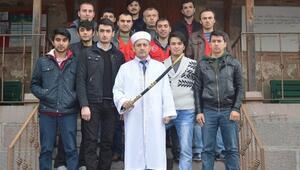 Gönüllülük Kulübü Fatih Camisi'ni Ziyaret Etti