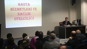 Hasta Hizmetleri Ve Sağlık Otelciliği Yıl Sonu Değerlendirme Toplantısı Yapıldı