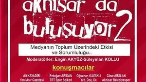 Manisa Yerel Basını Akhisar'da Buluşuyor