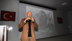 Tarihçi-yazar Uğurluel, Konferans Verdi
