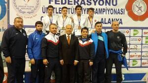 Ümit Judocular, Bu Kez Altın Madalyaya Doydu