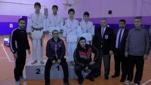 Judo Yarı Final Müsabakaları Muş'ta Yapıldı