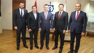 Judo Federasyonu'ndan Kocaeli Büyükşehir Belediyesi'ne Övgü