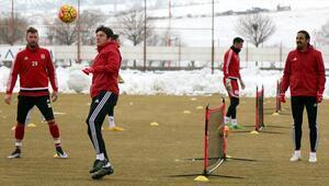 Medicana Sivassporda Antalyaspor maçı hazırlıkları