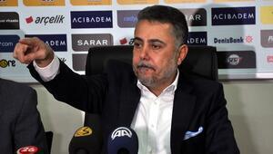 Eskişehirspor Kulübü Başkanı Hoşcan: