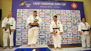 Judo: 23. Nazım Canca Ümitler Avrupa Kupası