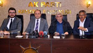 AK Parti Kayseri Milletvekili Karayel: