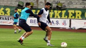 Şanlıurfaspor, Gaziantep Büyükşehir Belediyespor maçına hazırlanıyor