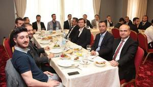 AK Parti gençliğine işbirliği çağrısı