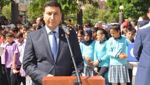 Reyhanlı'da miniklerin 23 Nisan gösterileri