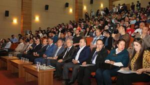"""ERÜ'de """"100. Yılında Kutü'l Amare"""" konulu panel düzenlendi"""