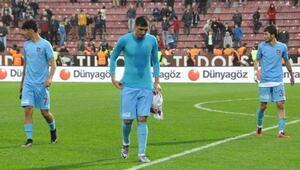 Trabzonsporda tarihi yenilgi
