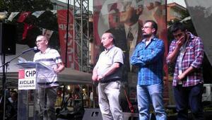 CHP'den Nazım Hikmet ve Gezi'ye anma