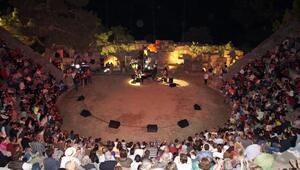 4 bin yıllık antik kentte Anjelika Akbar konseri