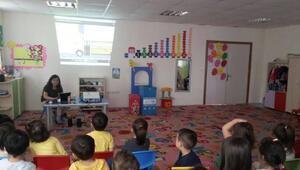 Giresun Belediyesinden küçük çocuklara çevre eğitimi