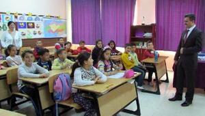 İlkokulda SGK anlatıldı