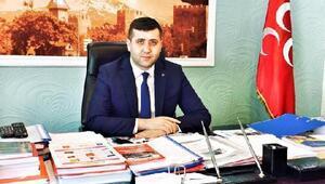 MHP İl Başkanı Baki Ersoy'dan Kadir Gecesi mesajı