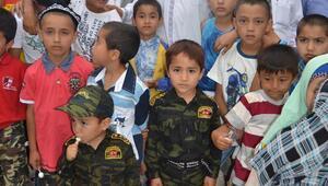 Dogu Türkistanlılar vatandaşlık istiyor