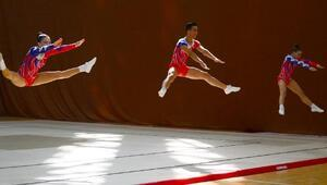 Gymnasiade 2016 Aerobik Cimnastik'te Türkiye'ye 4 madalya