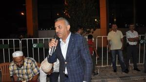 Reyhanlı'da demokrasi şehitleri için mevlit