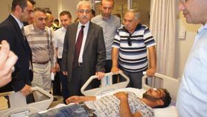 Alaşehirde hemzemin geçitte katliam gibi kaza: 6 ölü, 20 yaralı (4)