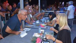 Didim 12. Altınkum Yazarlar Festivali, imza günüyle başladı