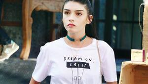 Bazı kelimeler çok güzel bazı tişörtler daha güzel